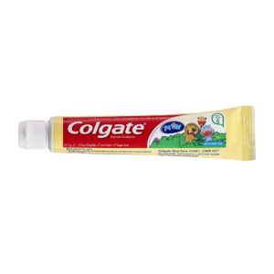 3colgate My First Childrens 0 6 Years Toothpaste 45g Tube Thehouseofmouth