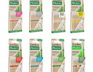 Bamboo Piksters Straight Box Handle Allcolours Thehouseofmouth