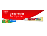 Colgate My First Childrens 0 6 Years Toothpaste 45g Banner1 Thehouseofmouth