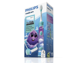 Philips Sonicare For Children Aqua Power Electric Childrens Toothbrush Hx6321 03 Thehouseofmouth Copy